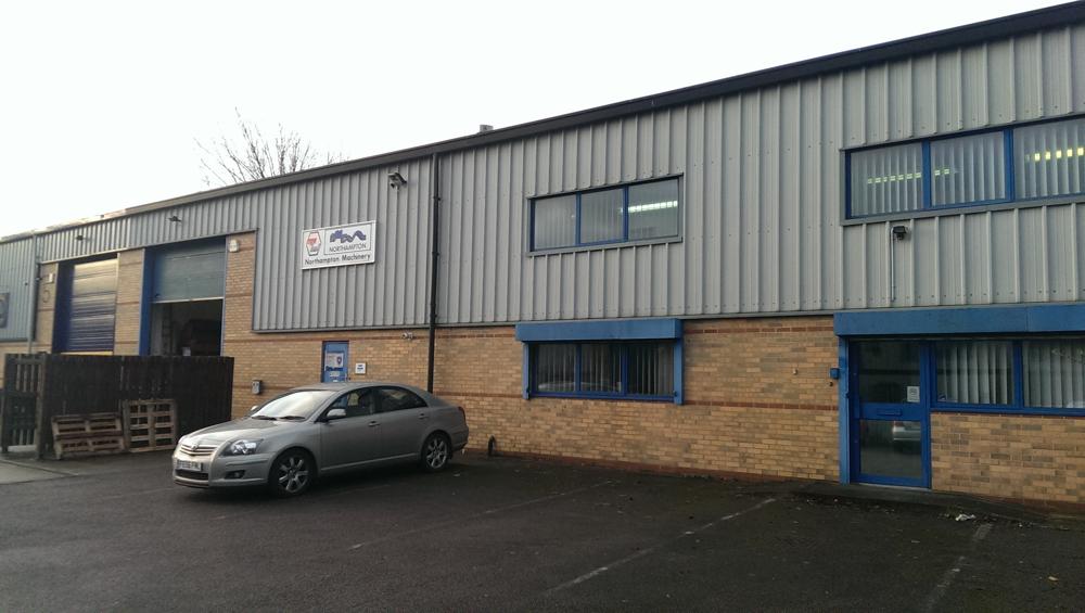 Northampton Machinery Northampton, UK